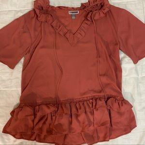 Nordstrom Chelsea 28 ShortSleeve Dress Shirt